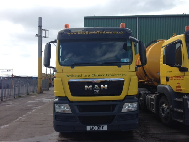 MAN Tractor Unit L10 BBT